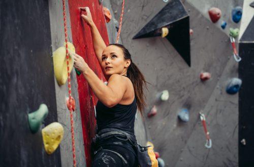 boulderen voor vrouwen