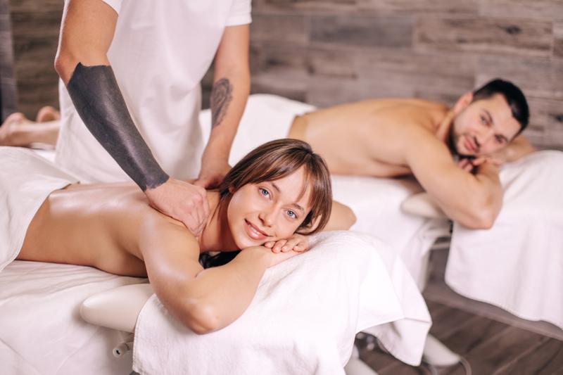 een Thaise massage nemen