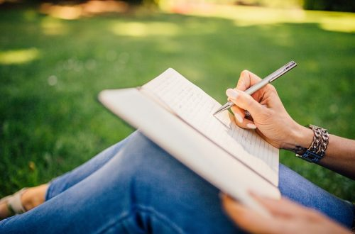 een boek schrijven