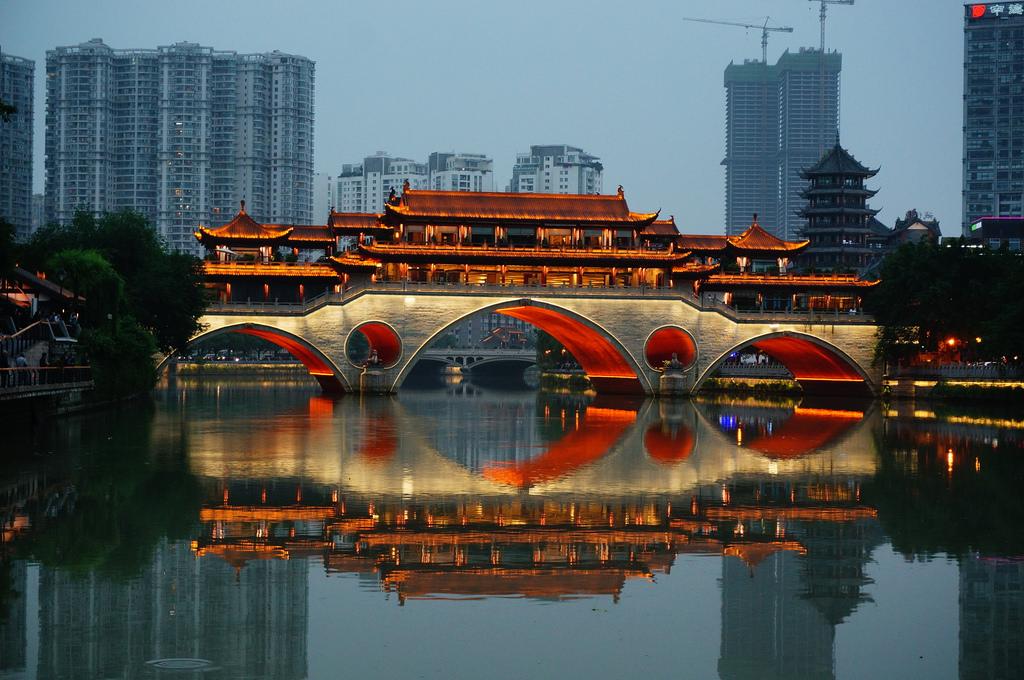 rondreis in china
