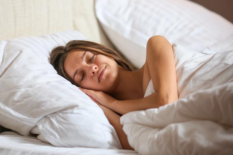 goed slapen is belangrijk