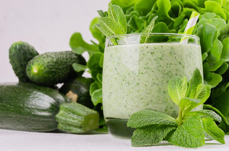 lekkere groenteshakes maken