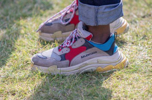 hippe sneakers voor dames