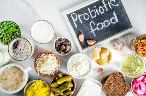 waar zitten probiotica in