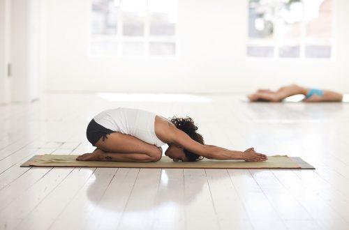 eerste keer hot yoga