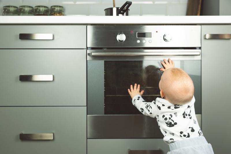 kinderveiligheid in huis