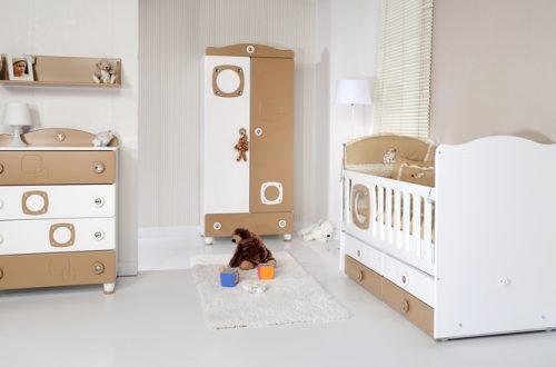 Baby kamer inrichten
