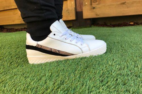 witten sneakers schoonmaken