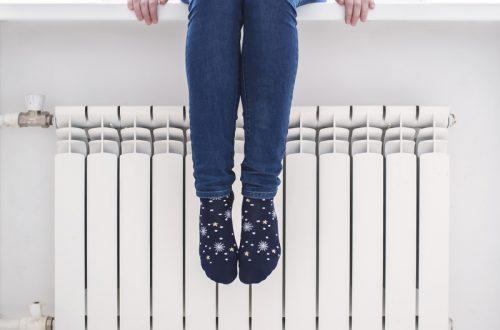 tips tegen koude voeten