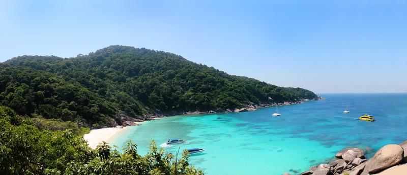 De mooiste bounty eilanden