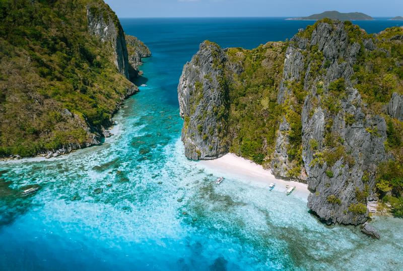 Het mooiste bounty eiland ter wereld