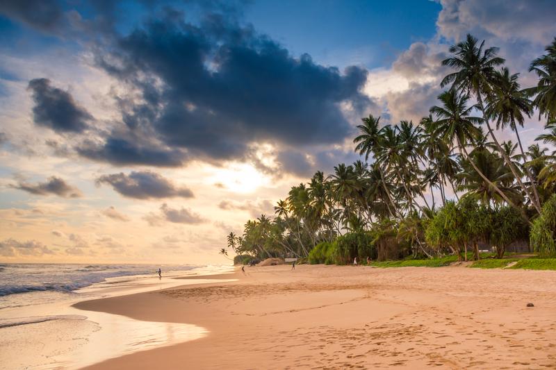 Sri Lanka is een groene oase