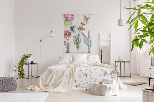 je slaapkamer lenteklaar maken
