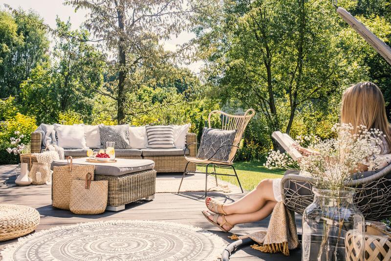 ultieme relaxplek in je tuin