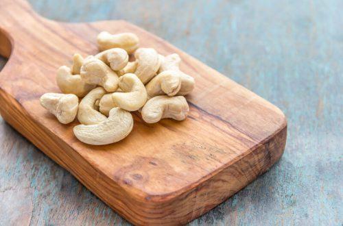 Dit is waarom cashewnoten gezond zijn