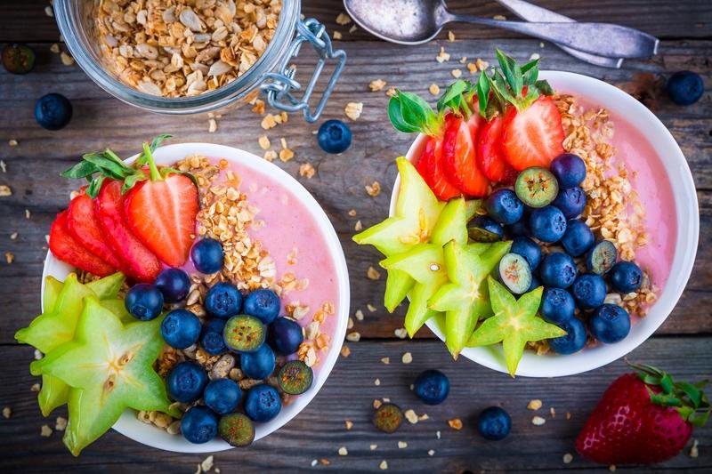 gezond ontbijt inspiratie
