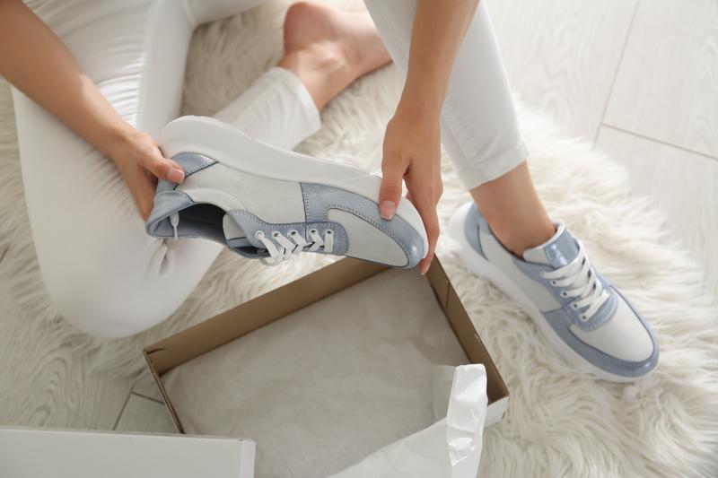 nieuwe schoenen inlopen
