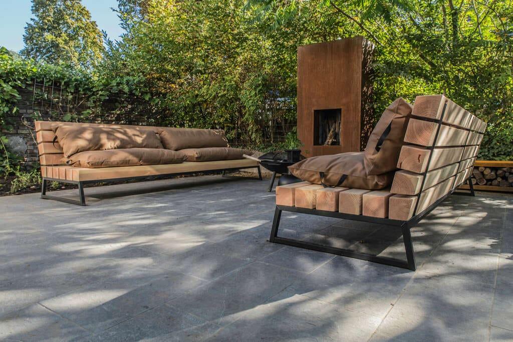 design loungeset van douglas