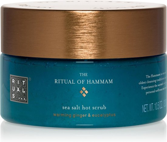 The Ritual of Hammam Body Scrub