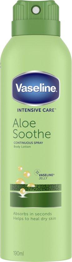 Vaseline Aloe Soothe Bodylotion Spray