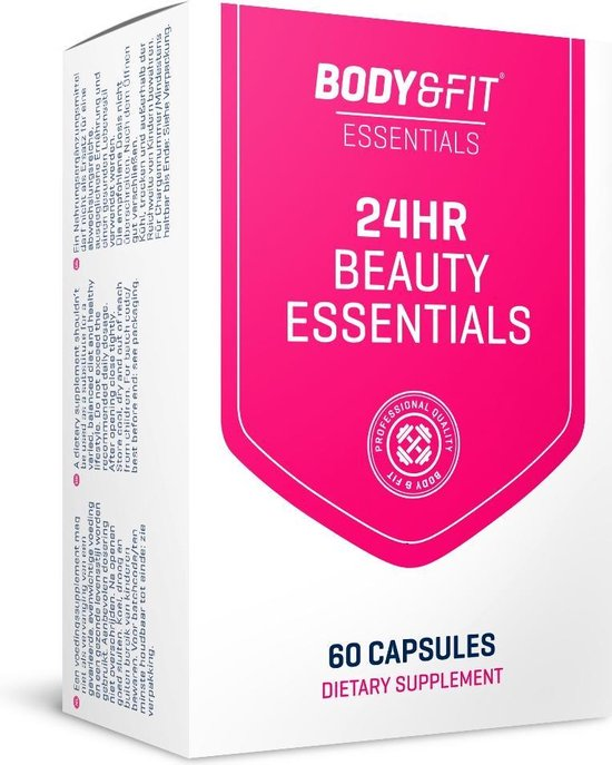 Body & Fit 24HR Beauty Essentials