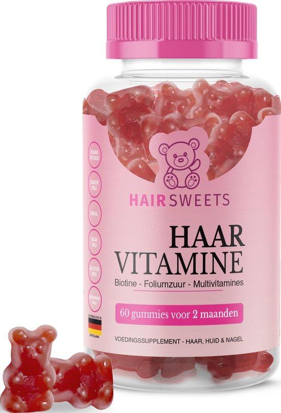 HairSweets Haar Vitamines