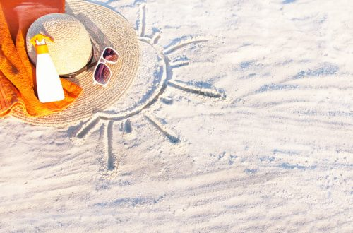 beschermen zonnebandcreme