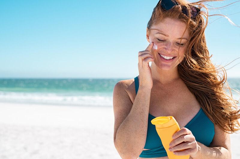 Mag je zonnebrandcrème van vorig jaar gebruiken