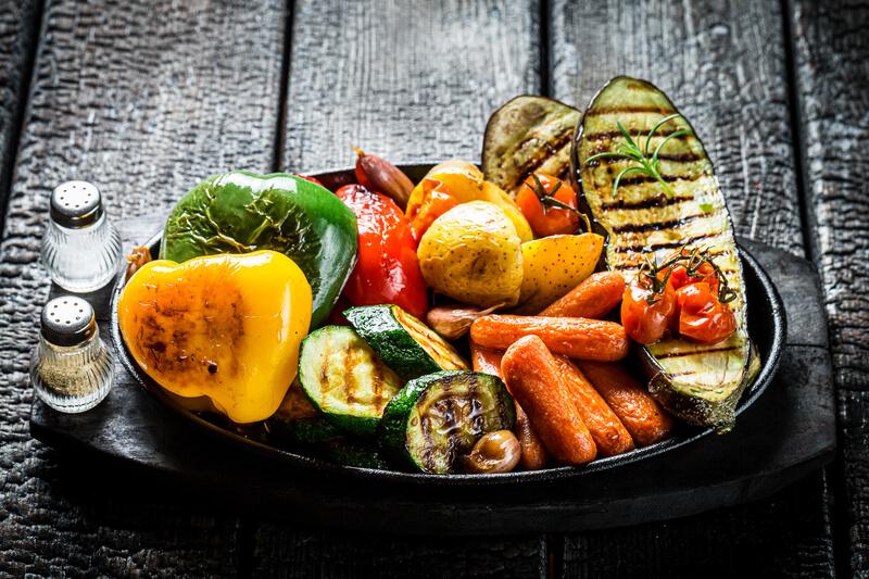 groenten bbq